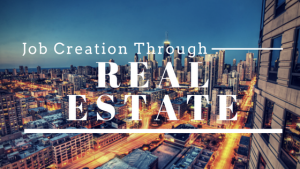 Ronald Chagoury: Why Real Estate is the Answer for Job Creation