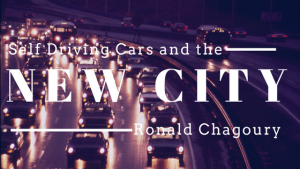 Self Driving Cars and the New City