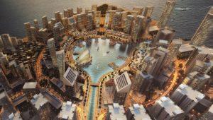 eko atlantic, marina, architecture eko atlantic